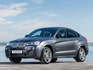 2014 BMW X4 xDrive 3.0d M Sports Package